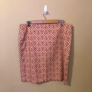 Ann Taylor 12 Skirt